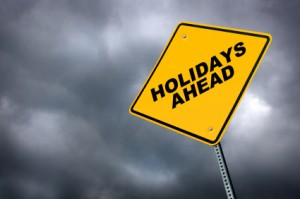 image for SAHD Life: Are You a Sad-At-Holidays-Dad?