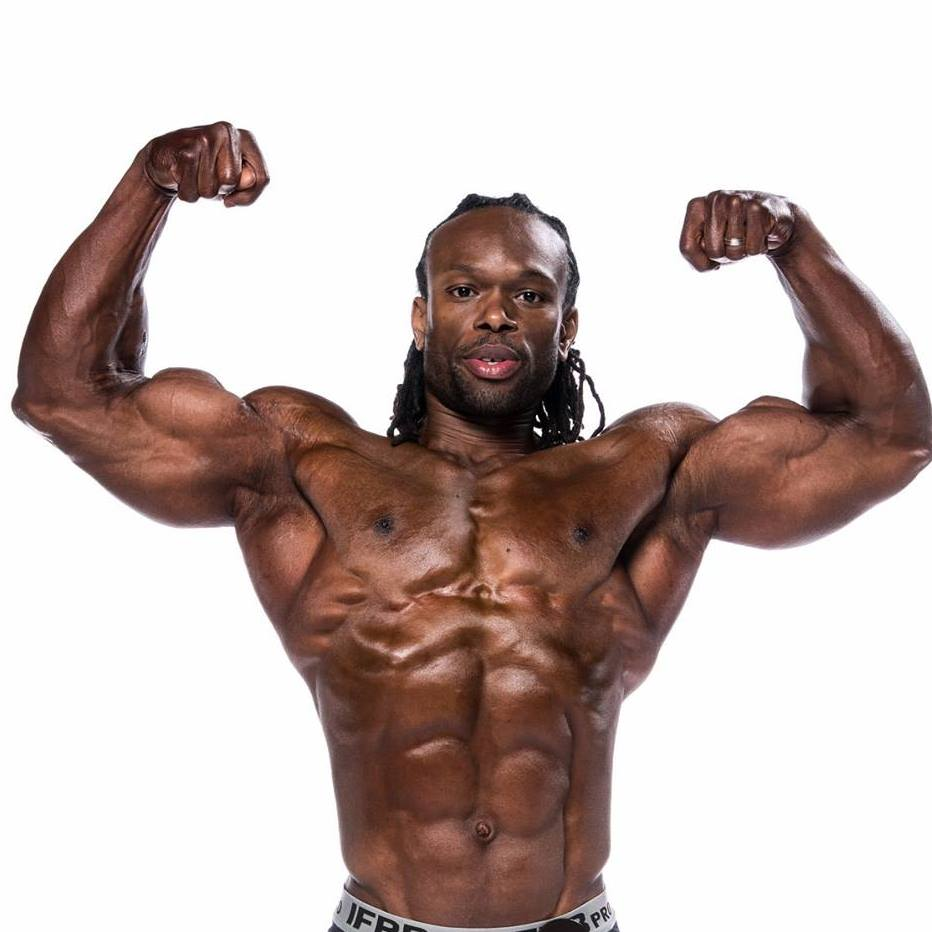 image for Daron Lytle IFBB Pro bodybuilder
