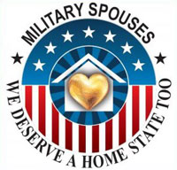 image for Military Spouse Residency and Voting question