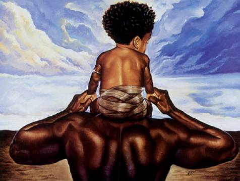 image for SAHD Life: Being a Strong-And-Healthy-Dad